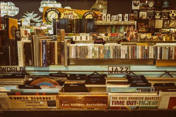 old records store