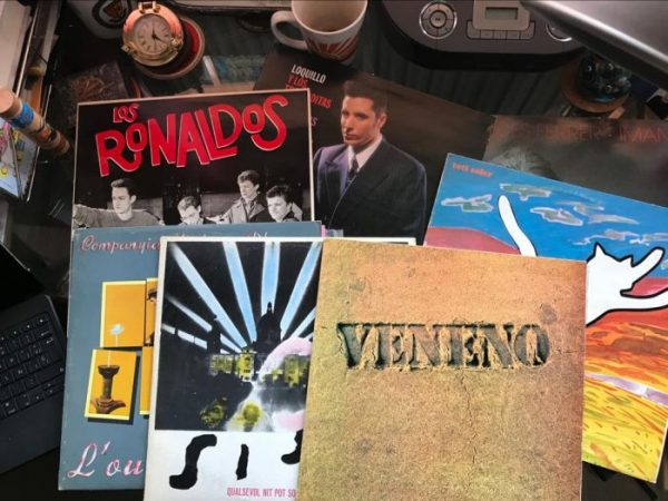 OLD RECORDS FOR NEW TIMES WORKING FROM HOME