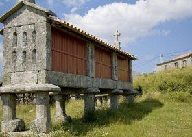 horreo en Galicia
