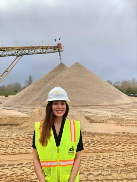 H. Olonovich Liberty Ranch Sand Mine
