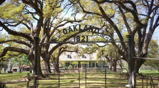 oakland plantation travel bureau