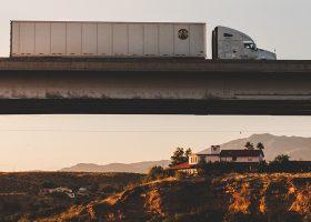 Mega-trucks and infrastructure