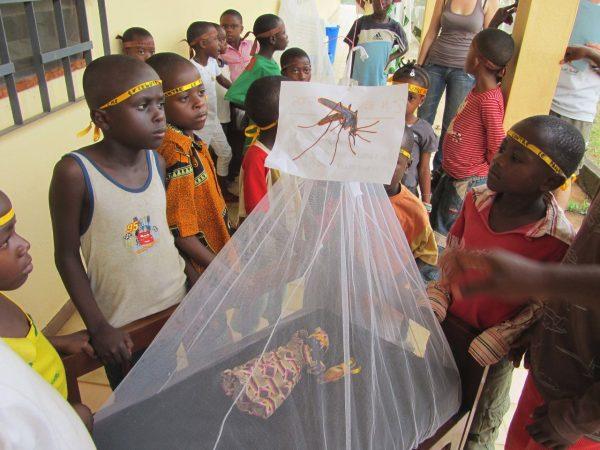 malaria prevention kit