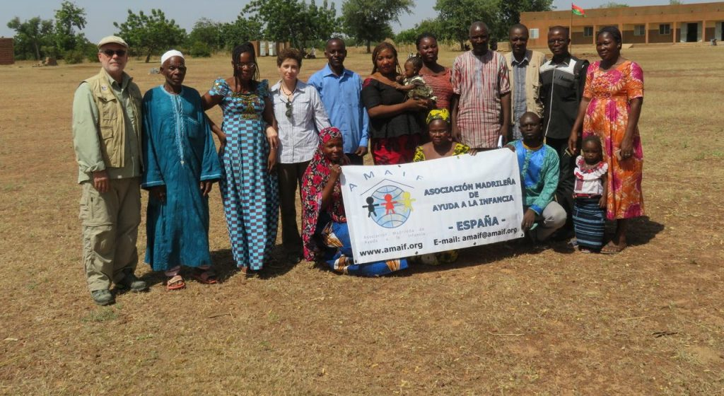 Investing in Education and Computer Science in Burkina Faso