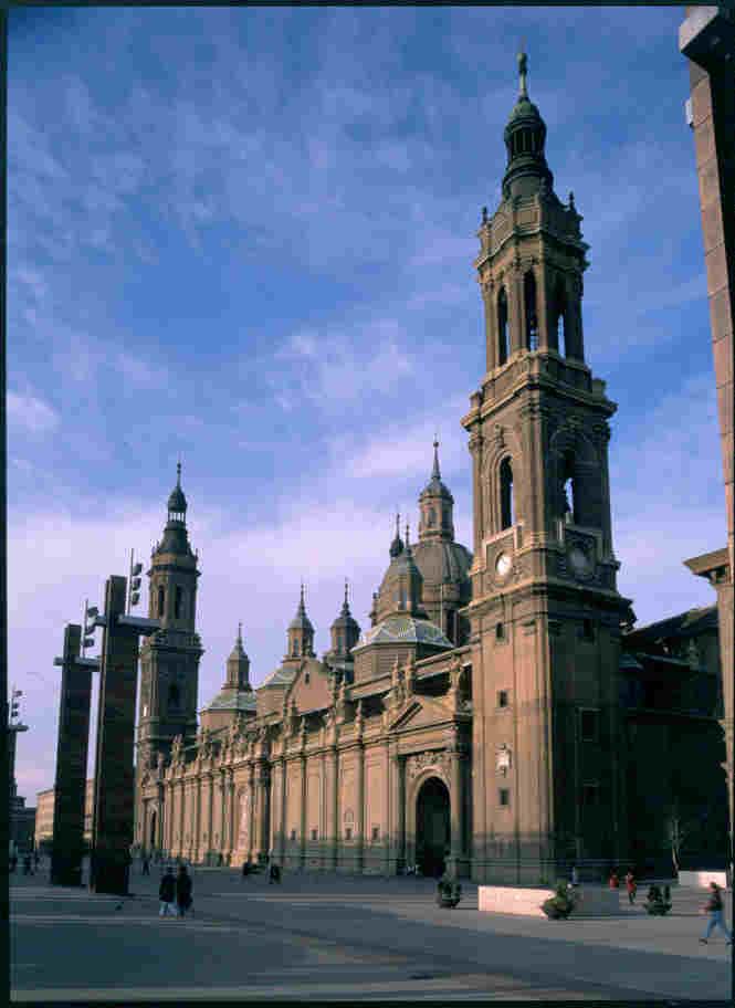 Pilar de Zaragoza