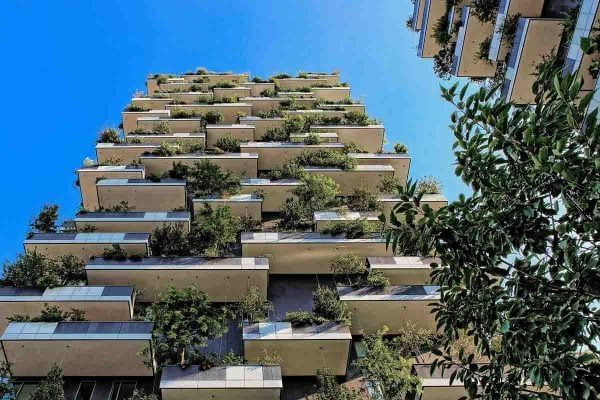 The Vertical Forest in Milan