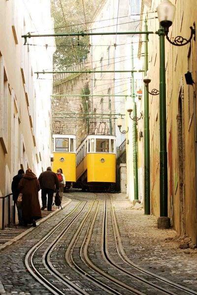 Elevador do Lavra, en Lisboa