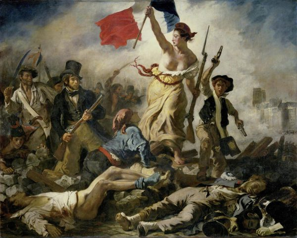 Freedom Leading the People, Delacroix