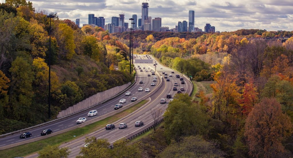 autopista Toronto