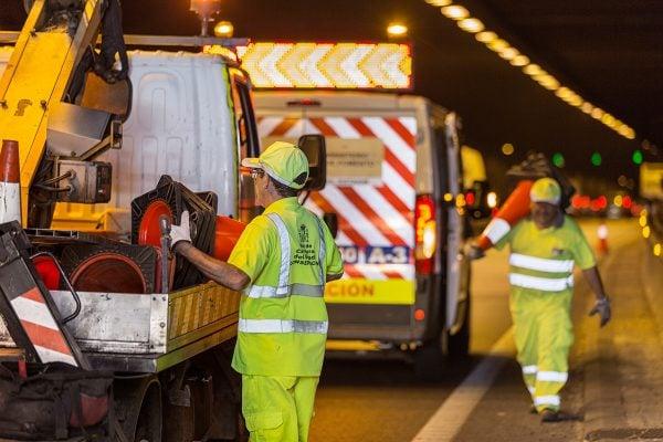 la conservación de carreteras