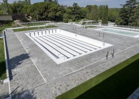 Polideportivo Casa de Campo de Madrid