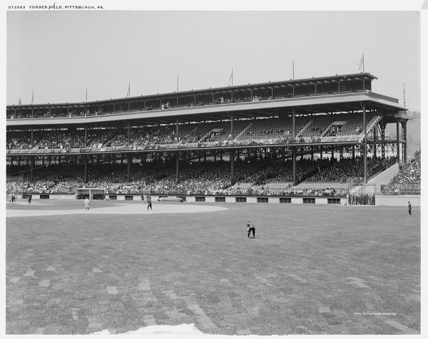 Forbes Field, c 1910