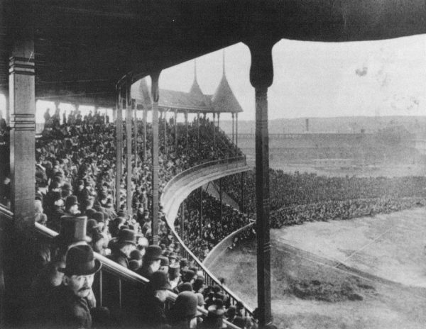 South End Grounds (c 1888)