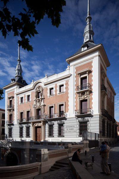la Escuela Mayor de Danza, Madrid