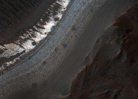 Imagen de Marte NASA