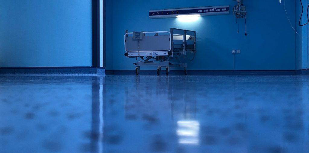 Habitación en un hospital