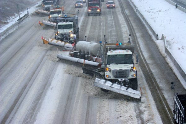 Snow Clearing Plows