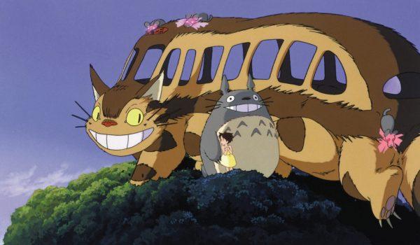 El gatobús de 'Mi vecino Totoro'