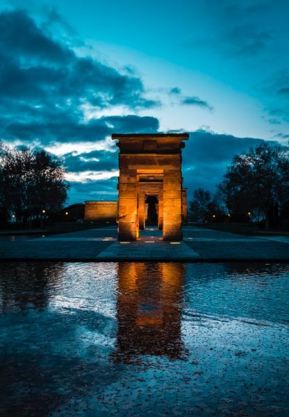 The Temple of Debod