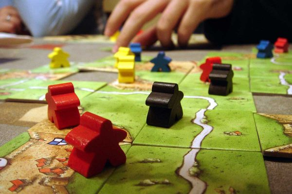 Partida de Carcassonne