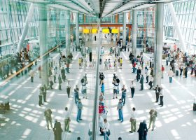 Aeropuerto de Heathrow, T5 Arrivals