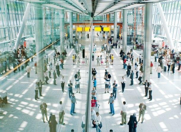 Aeropuerto de Heathrow, T5 Arrivals