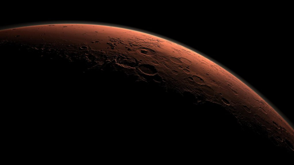 Marte objetivo a colonizar