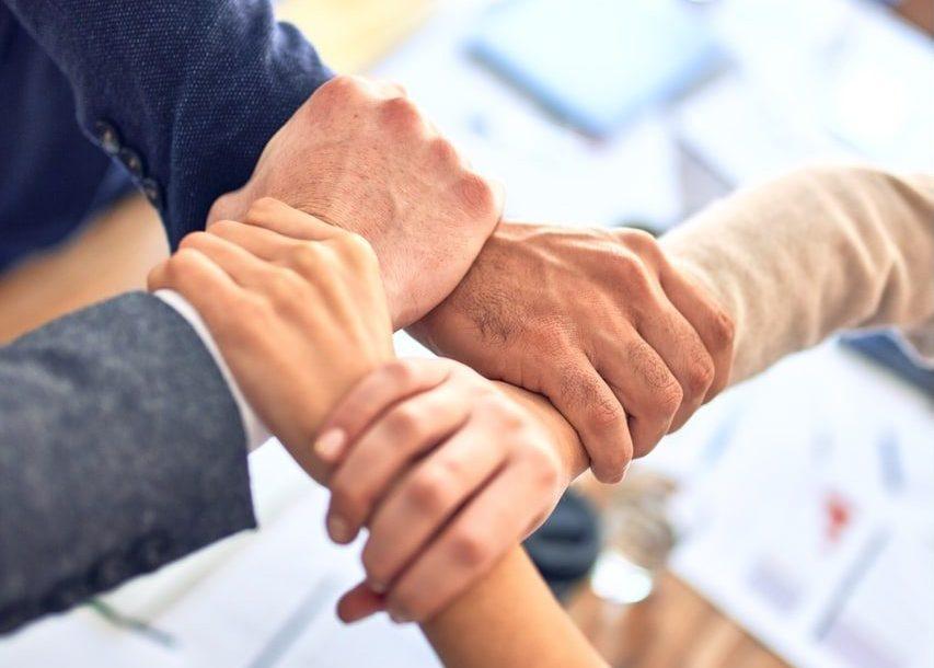 Equipo y amistad en el trabajo