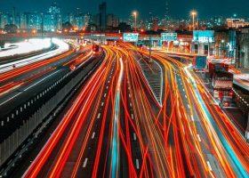 autopista hacia el futuro