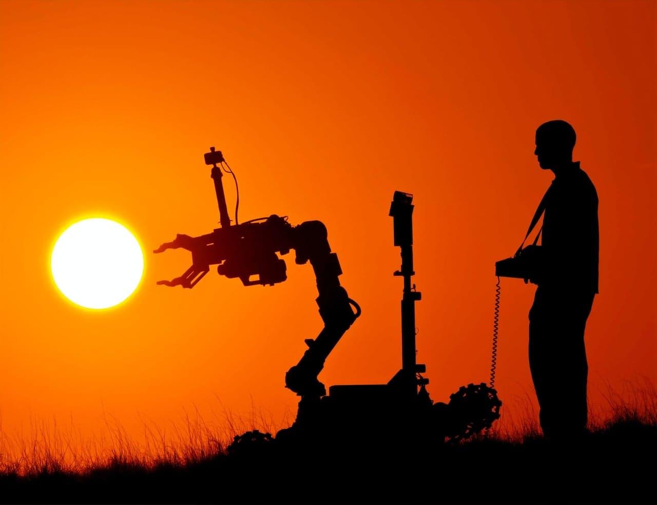 Colaboración humanos y máquinas