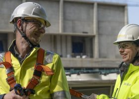 Teamworking for improving safety at work
