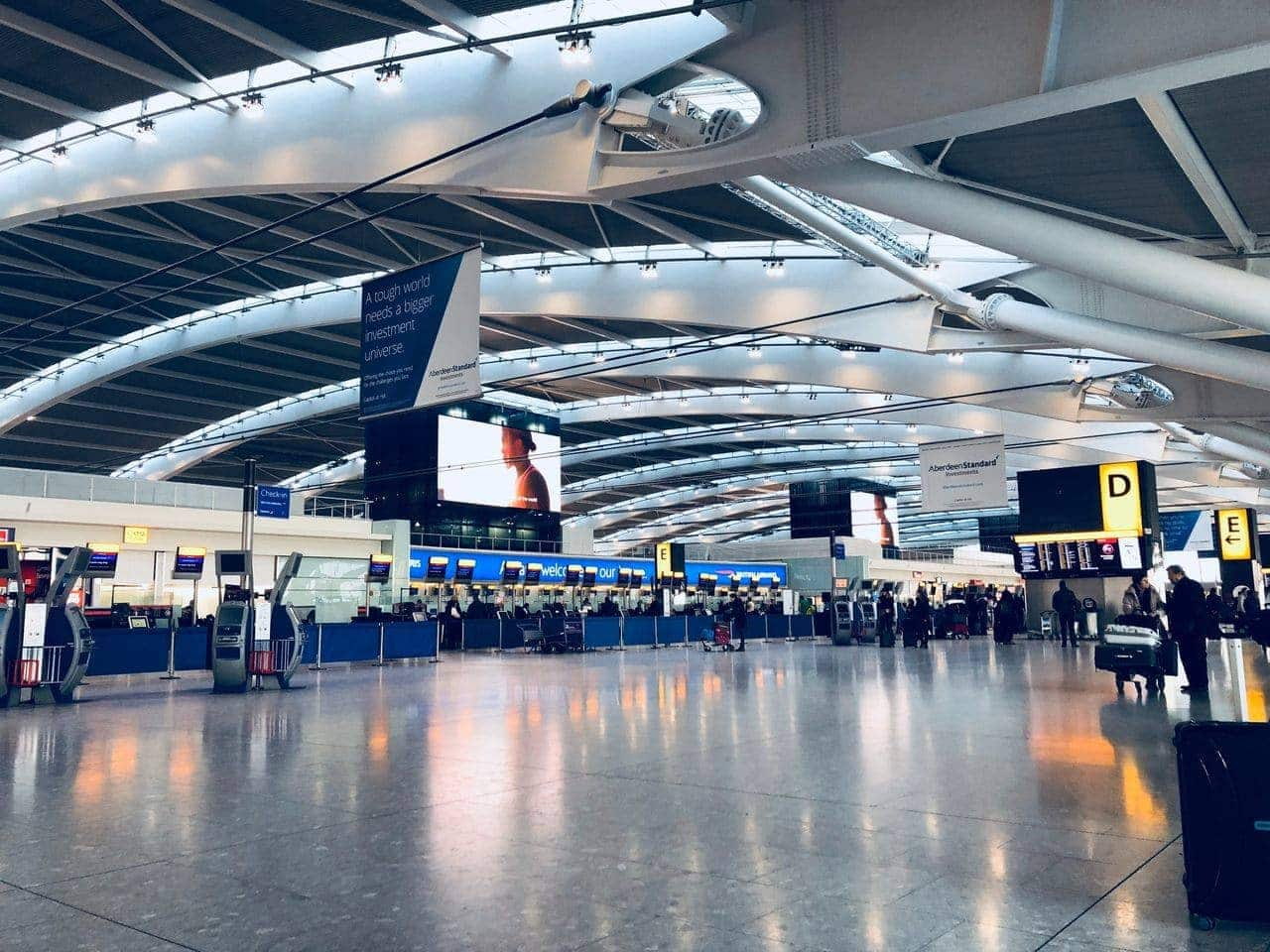 Flexible airports infrastructure