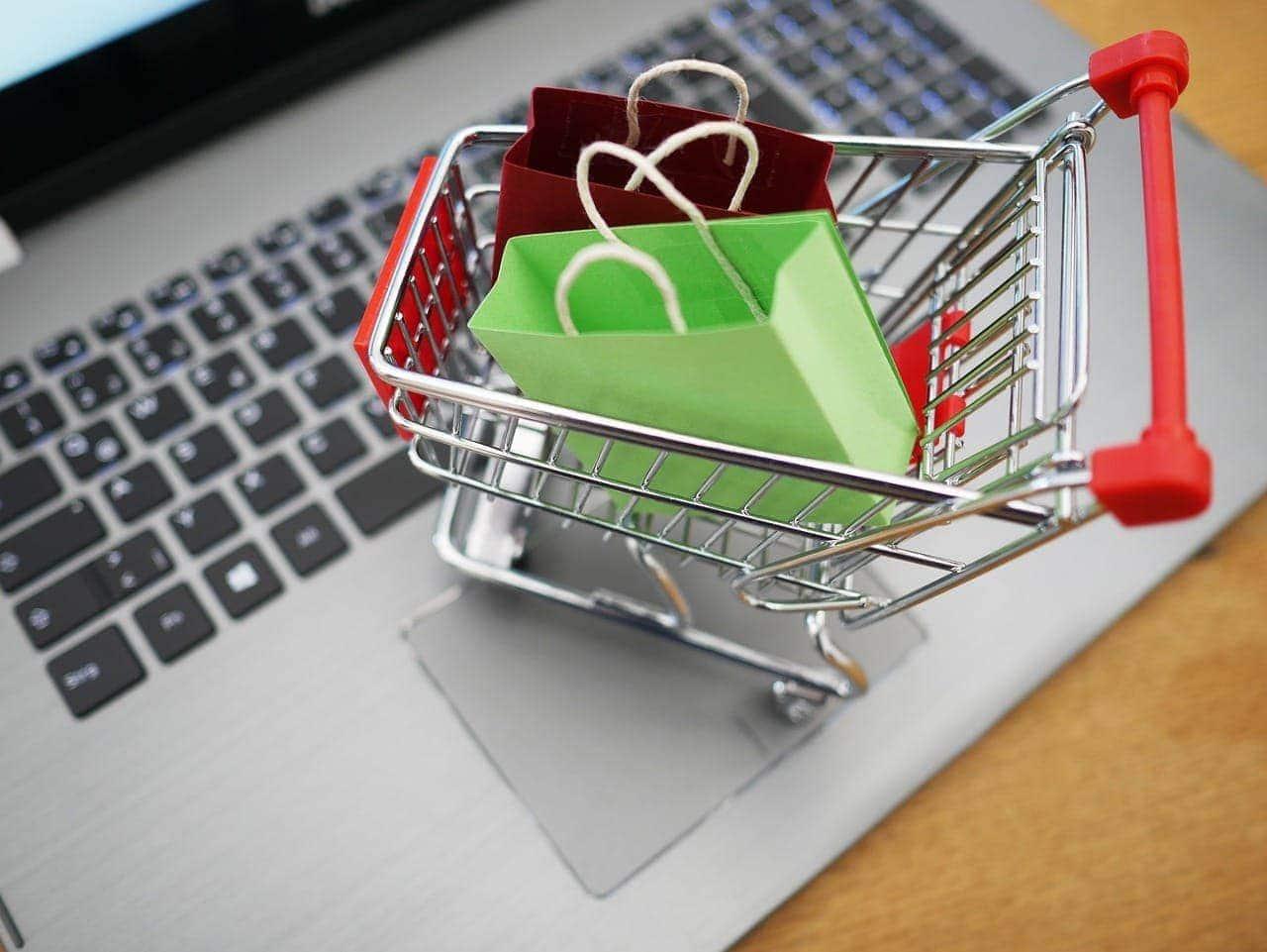 estímulos de compra online