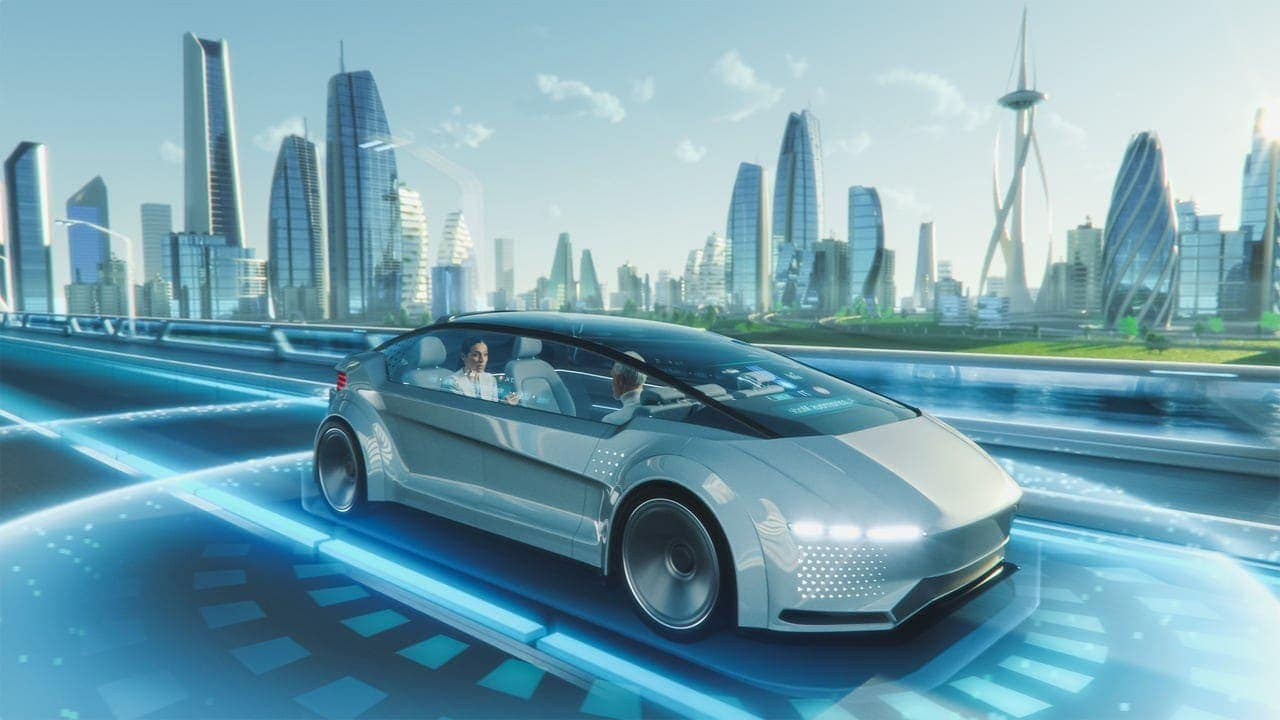 coneccted automated vehicle