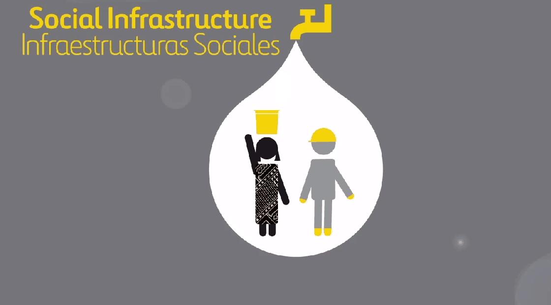 infraestructuras sociales