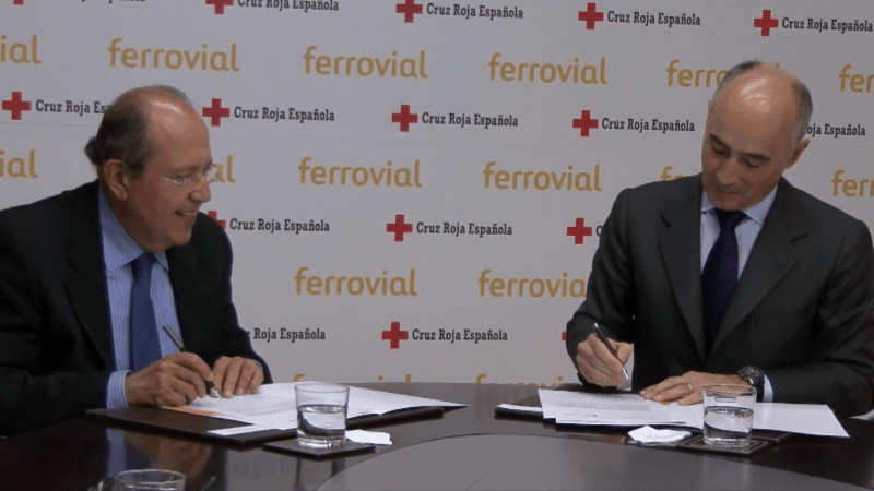Ferrovial Cruz Roja