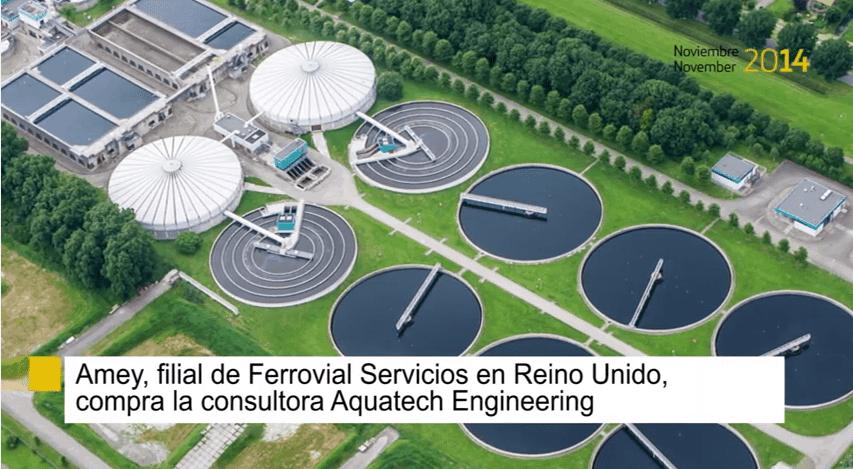 titulares noviembre Ferrovial