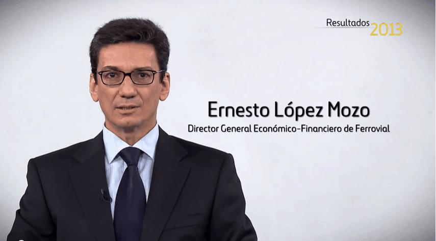 Resultados Ernesto López Mozo