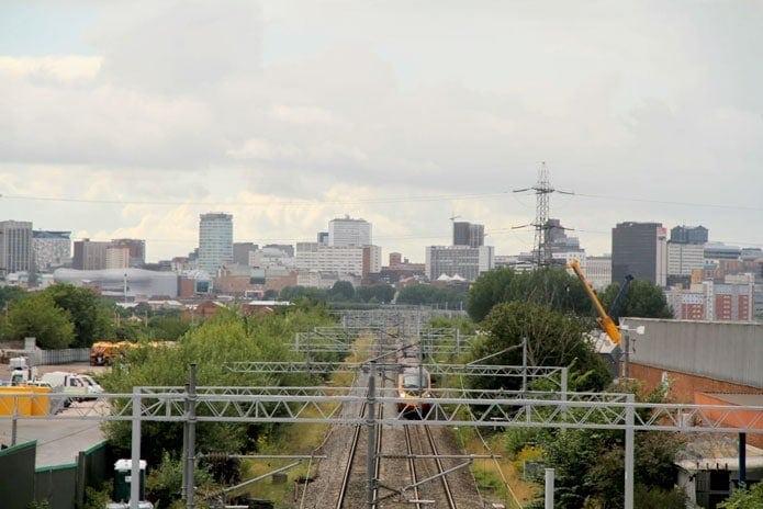 Ferrovial en Network Rail