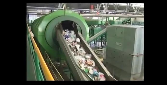 La planta de tratamiento de residuos de Cañada Hermosa