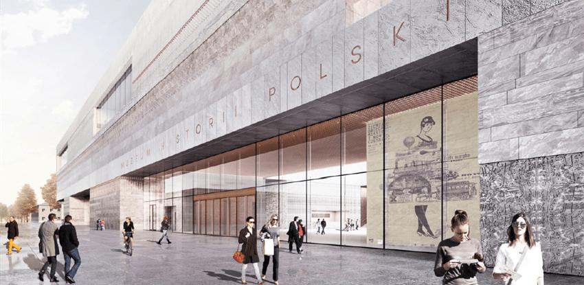 El Museo de la Historia de Polonia
