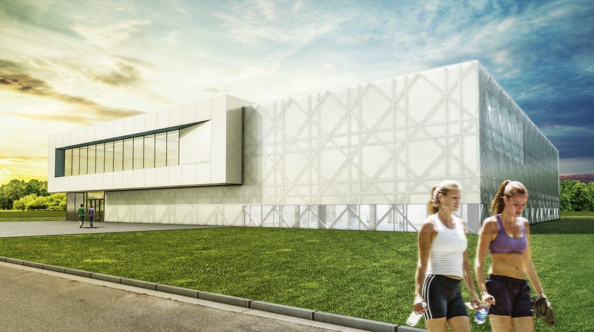 El nuevo centro deportivo en Torrejón de Ardoz