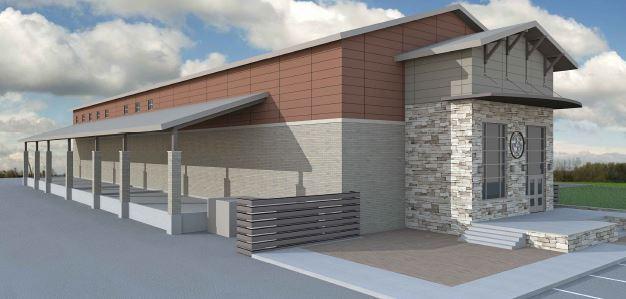 La Nueva Planta de Tratamiento de Superficies de 6 MGD en Baytown, TX