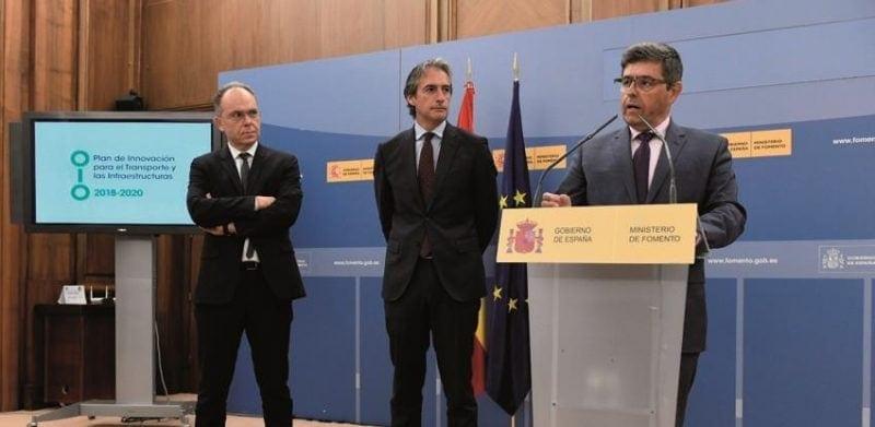 Adif , The Railway Innovation Hub Spain, and Ferrovial Agroman