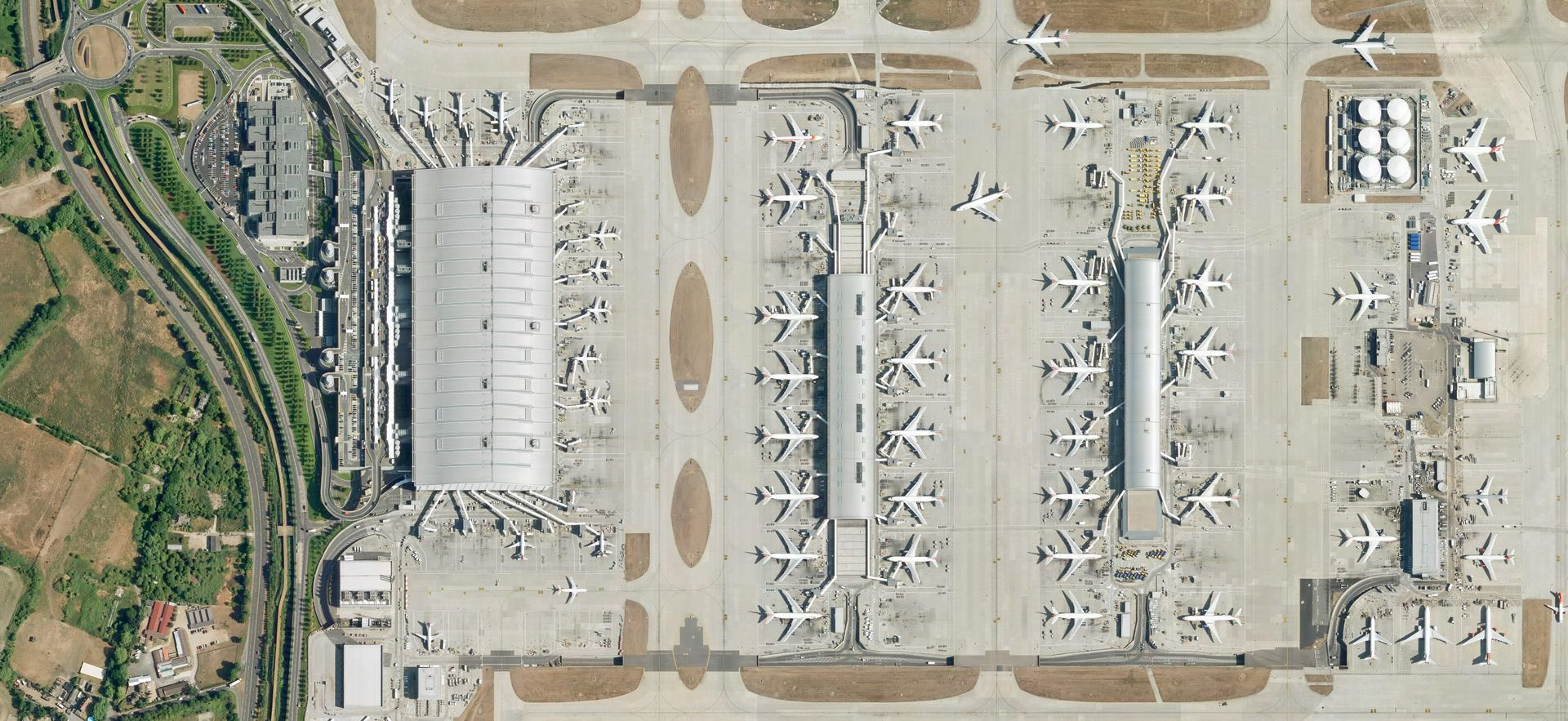 Terminal 5 de Heathrow