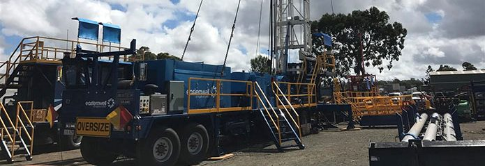 Easternwell Broadspectrum Pozos petroliferos