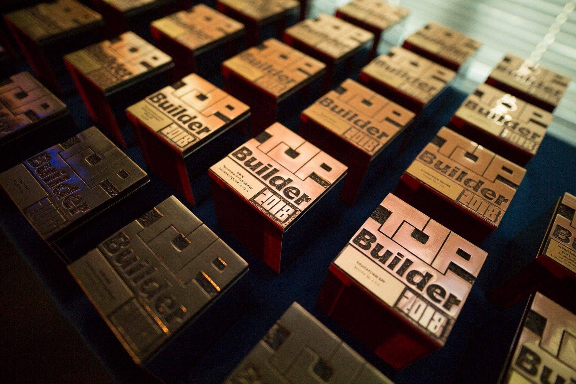 Budimex Top Builder 2018 premio