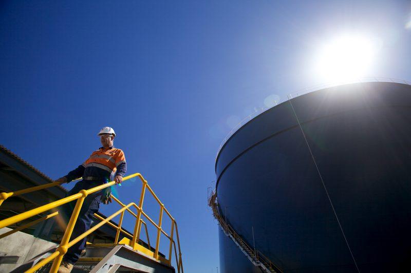 mejorar la calidad del aire en minas australia