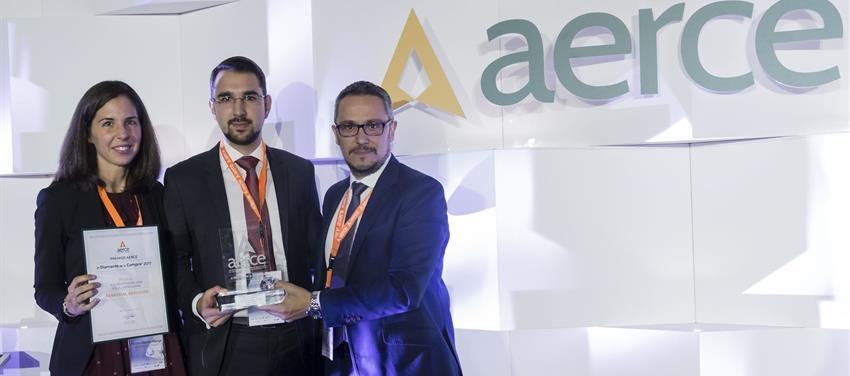Ferrovial Servicios España es premiada por la AERCE