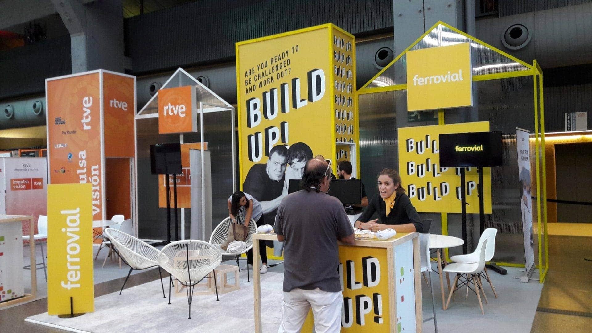 Reto Ferrovial Build Up